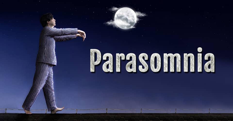 parasomnia featured