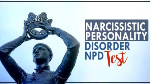 Narcissistic Personality Disorder (NPD) Test