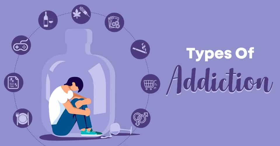 Types Of Addiction feature