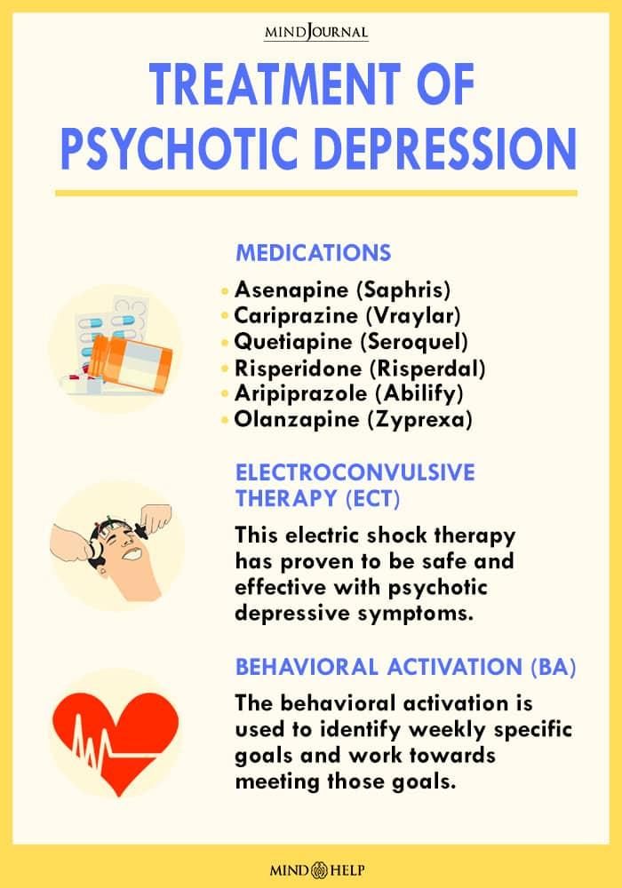Treatment For Psychotic Depression