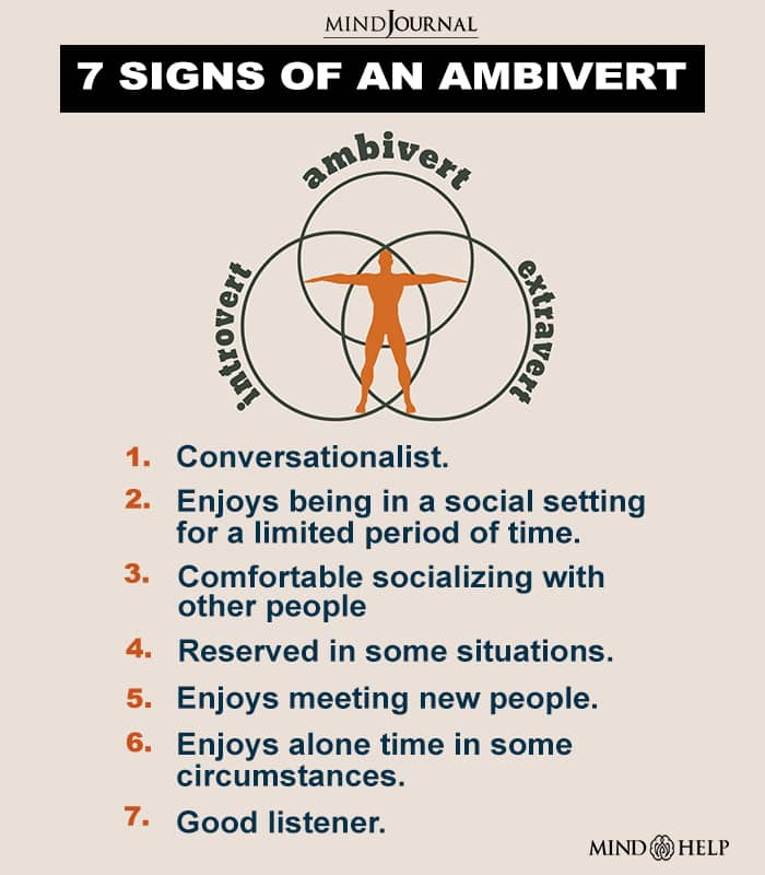 Ambiverts: A Blend Of Extrovert And Introvert