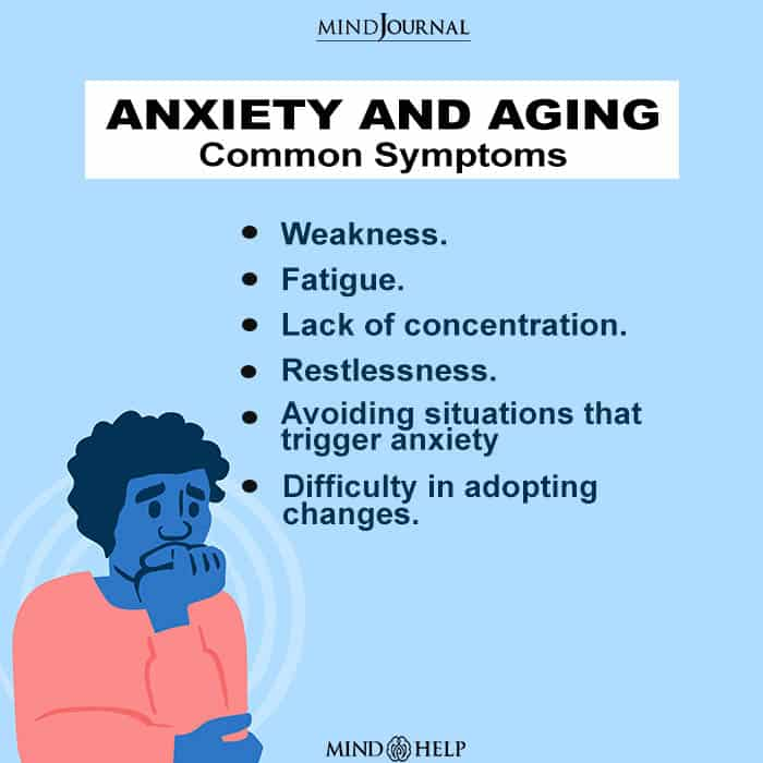 Anxiety And Aging
