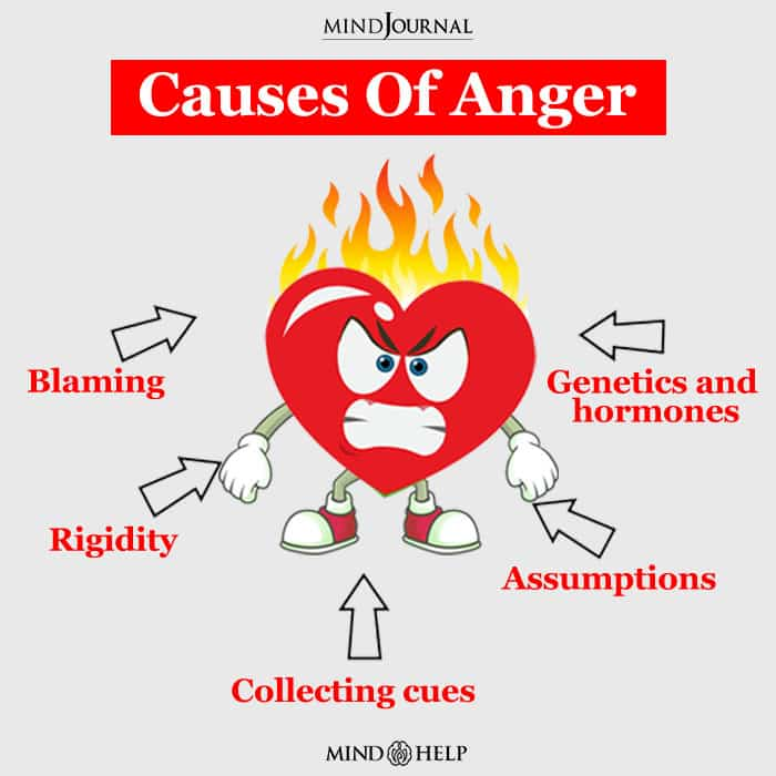 Identifying The Roots Of Anger