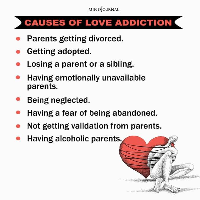 Causes Of Love Addiction