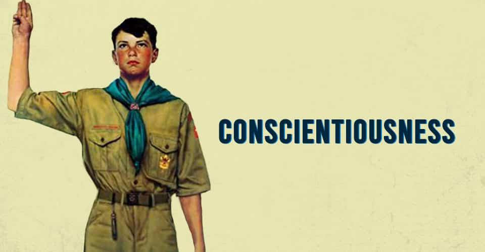 Conscientiousness site