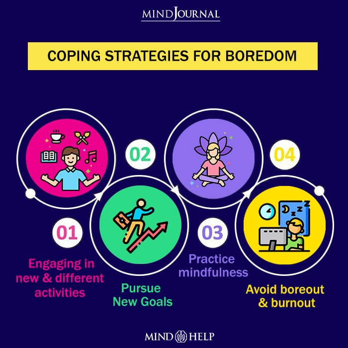 Coping Strategies For Boredom