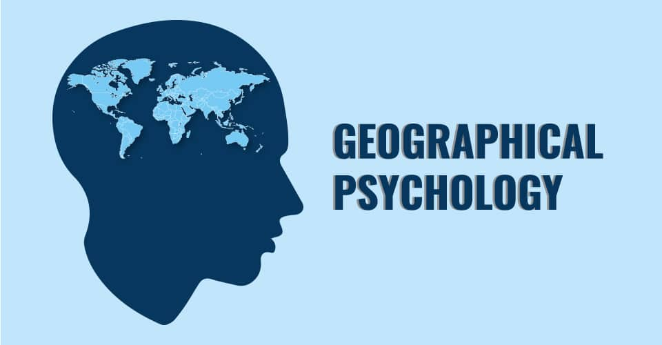 Geographical psychology