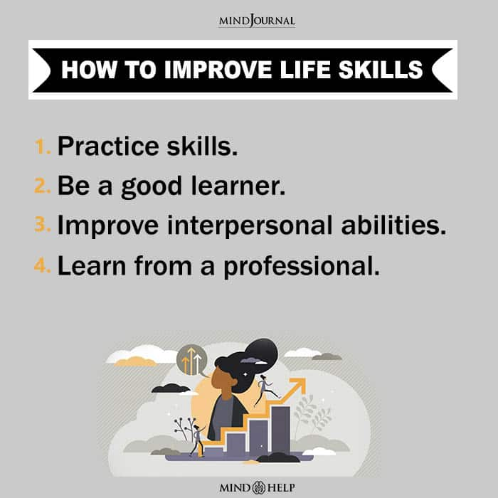 How To Improve Life Skills