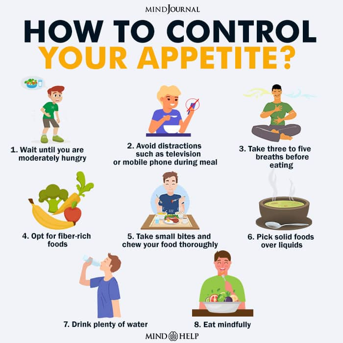 How To Control Your Appetite