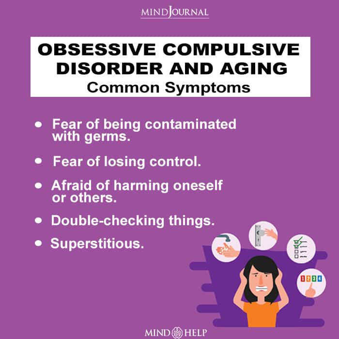 Obsessive-compulsive disorder (OCD) And Aging