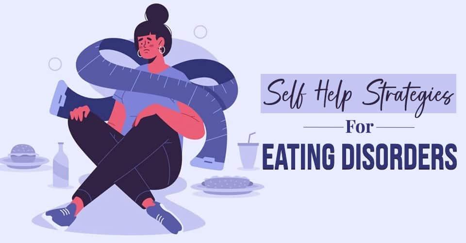 Self Help strategies for eating disorders site
