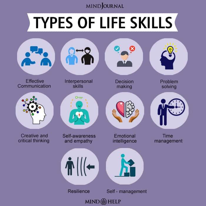 Types Of Life Skills