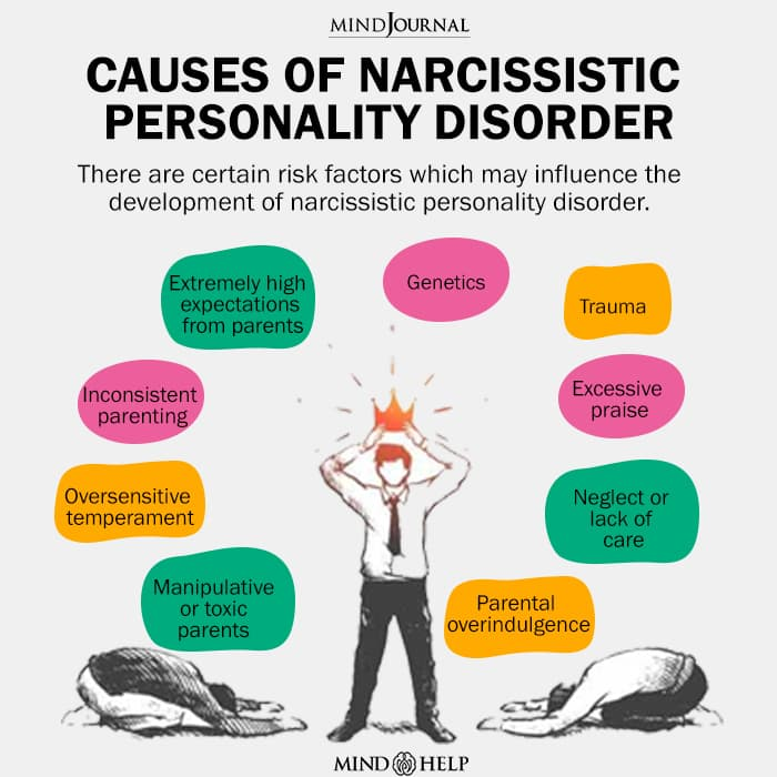 Causes Of Narcissistic Personality Disorder