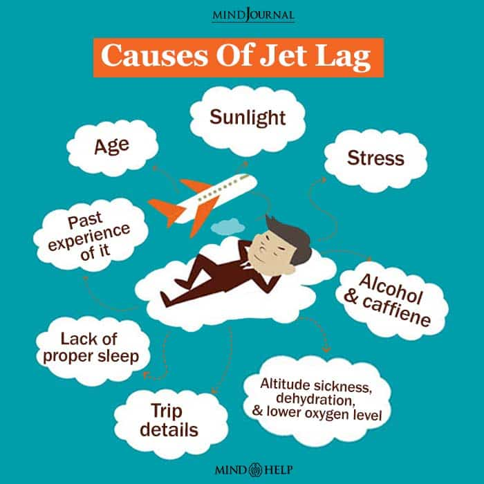 Causes Of Jet Lag