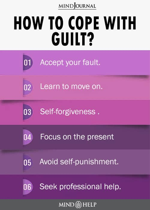 Coping With Guilty Feelings