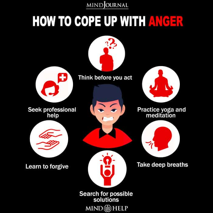 How To Cope Up With Anger