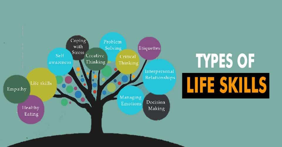 type of life skills