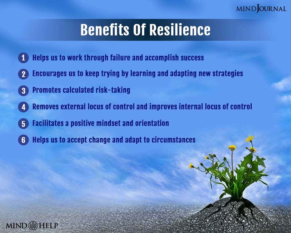 Benefits of Resilience