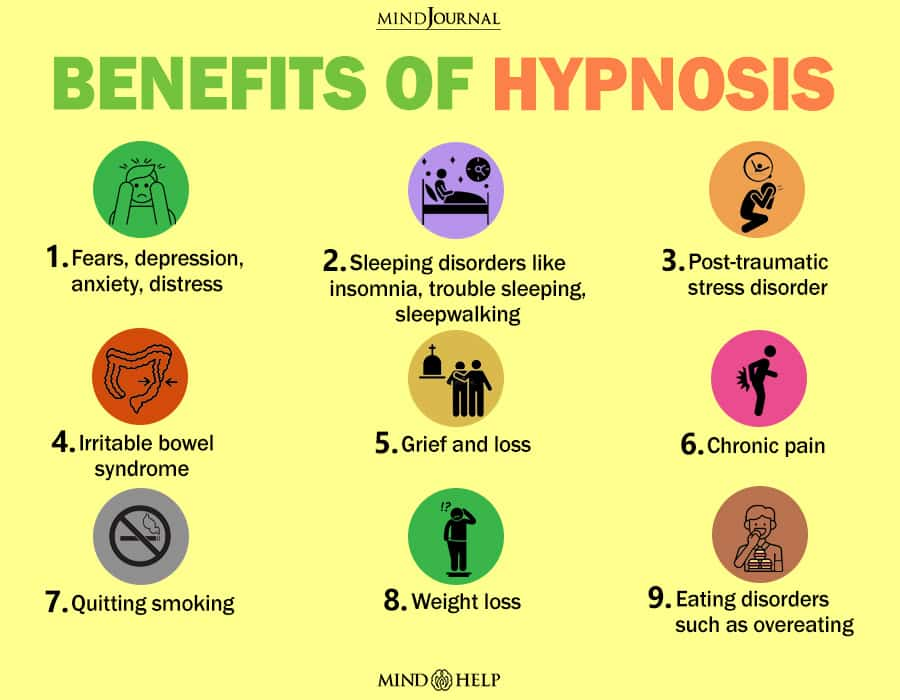 Benefits Of Hypnosis