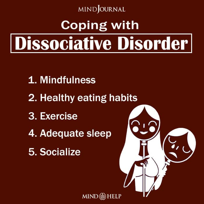 Coping With Dissociative Disorder