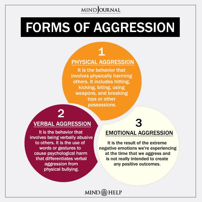 Forms Of Aggression