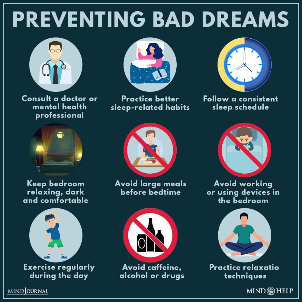 How To Prevent Bad Dreams