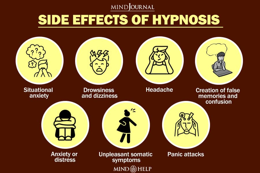 Side Effects Of Hypnosis