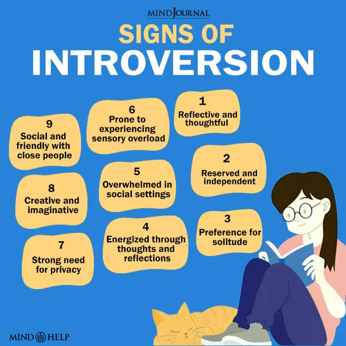 Signs Of Introversion