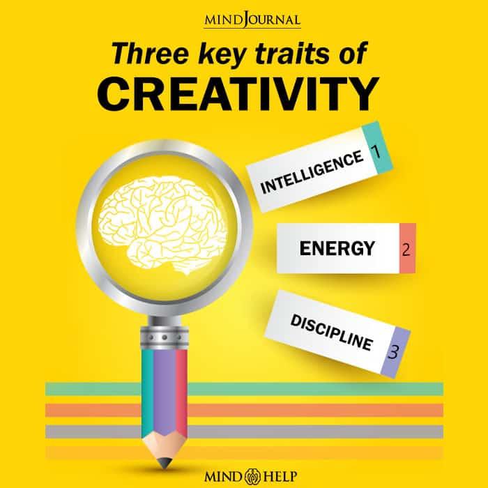 The Key Traits Of Creativity