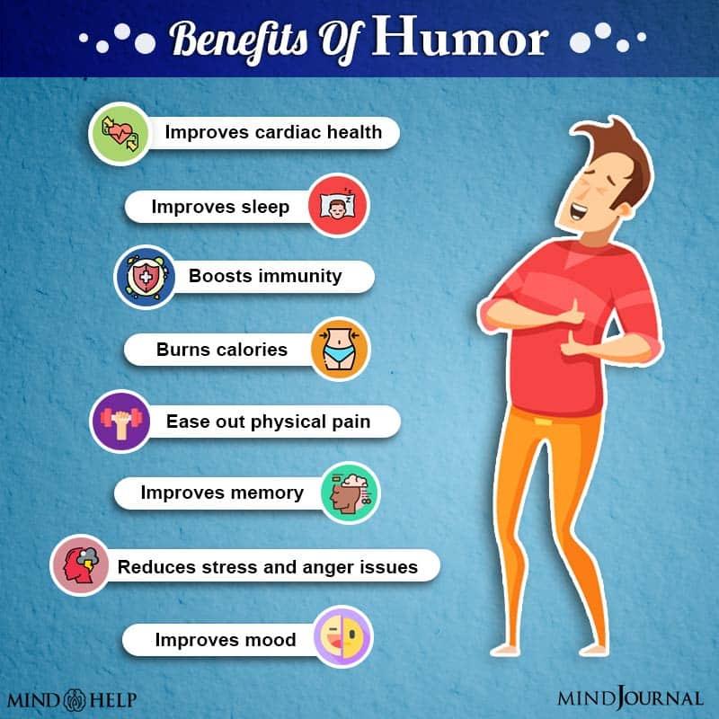 Benefits Of Humor