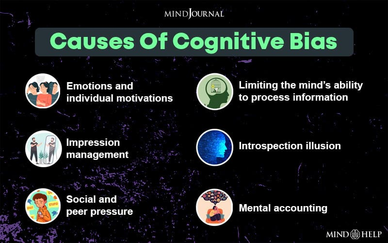 Causes Of Cognitive Bias