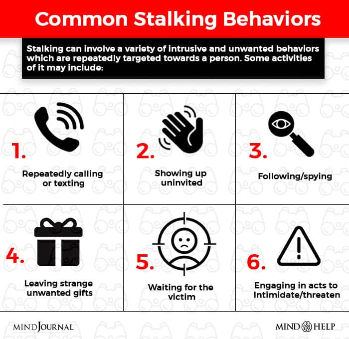 Features Of Stalking