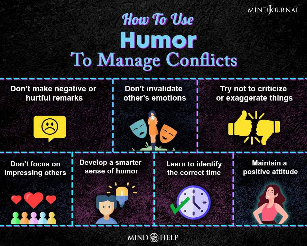 How To Use Humor To Manage Conflicts
