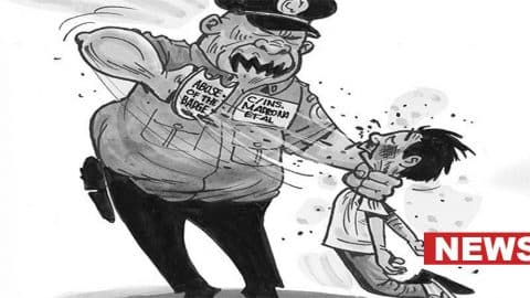 Mental Health Effects By Traffic Police Harassment