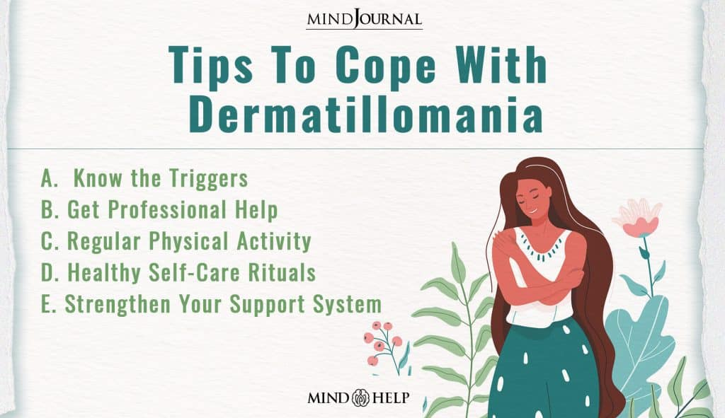 Tips To Cope With Dermatillomania