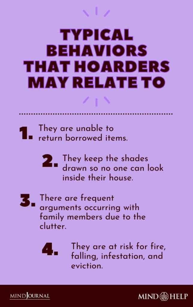 typical behaviors