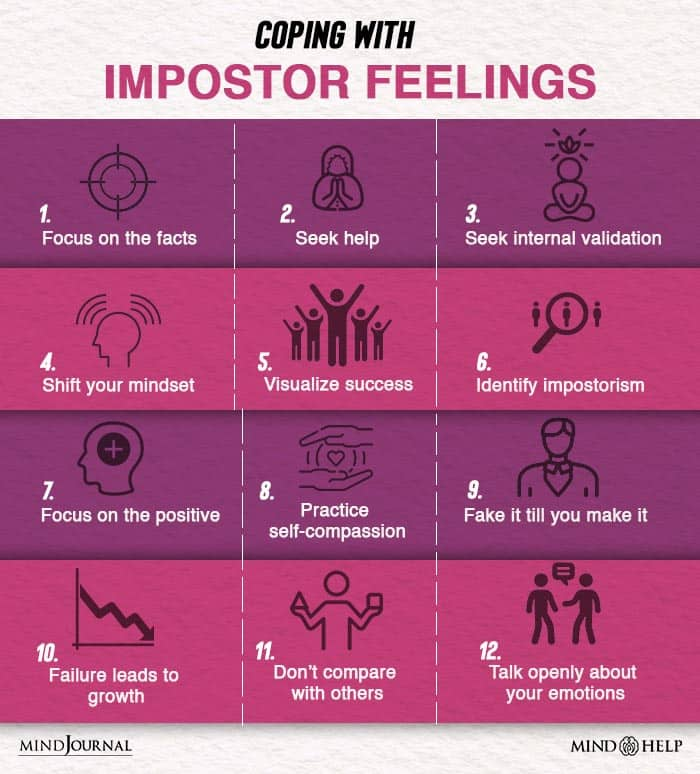 Coping With Impostor Feelings