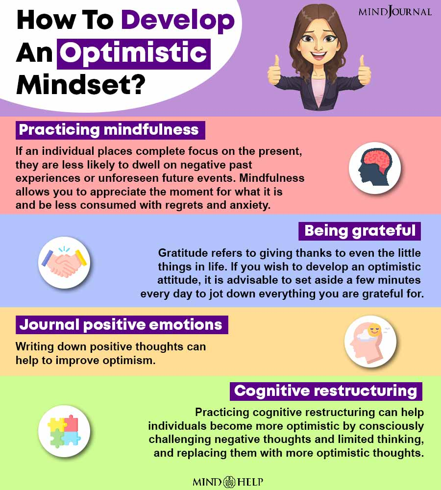 How To Develop An Optimistic Mindset