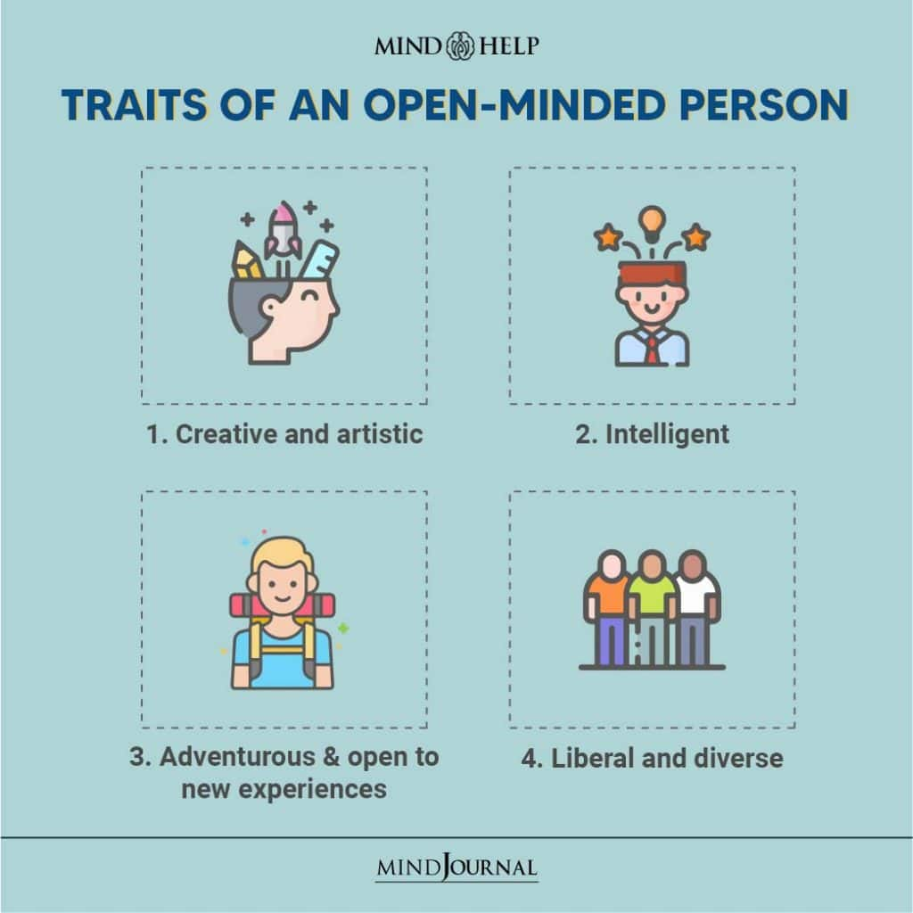 Traits Of An Open-minded Person