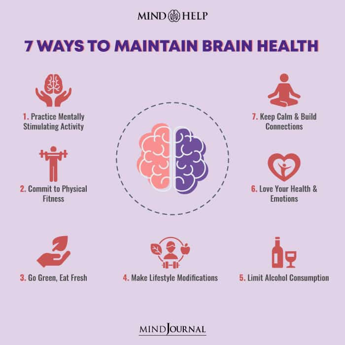 Multiple Ways To Maintain Brain Health