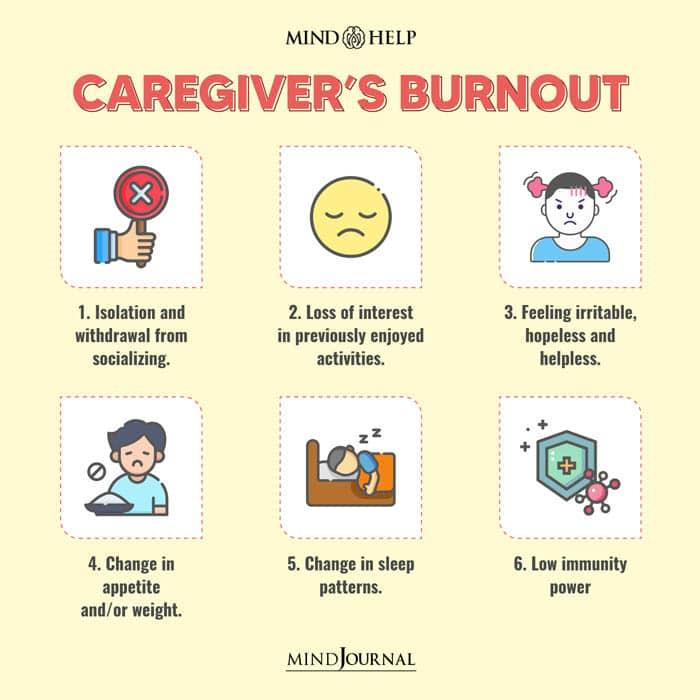 Caregiver's Burnout