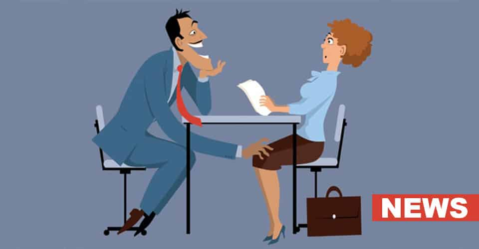 Cases of workplace sexual harassment decrease during covid 19