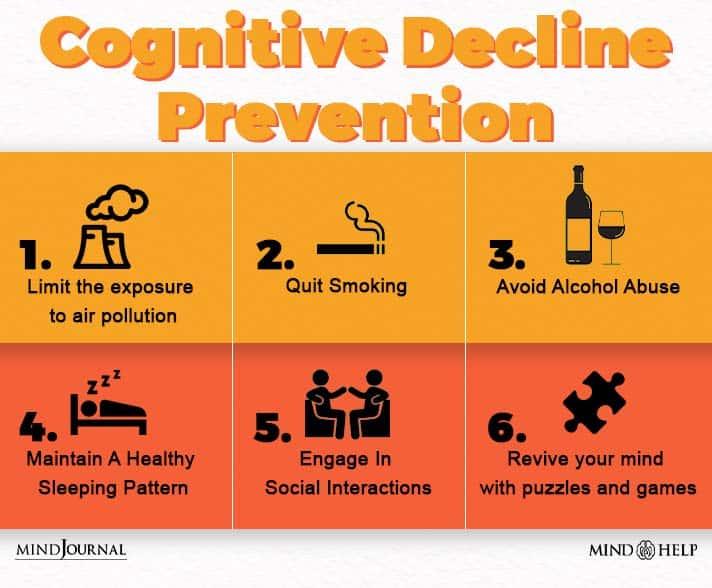 Cognitive Decline Prevention