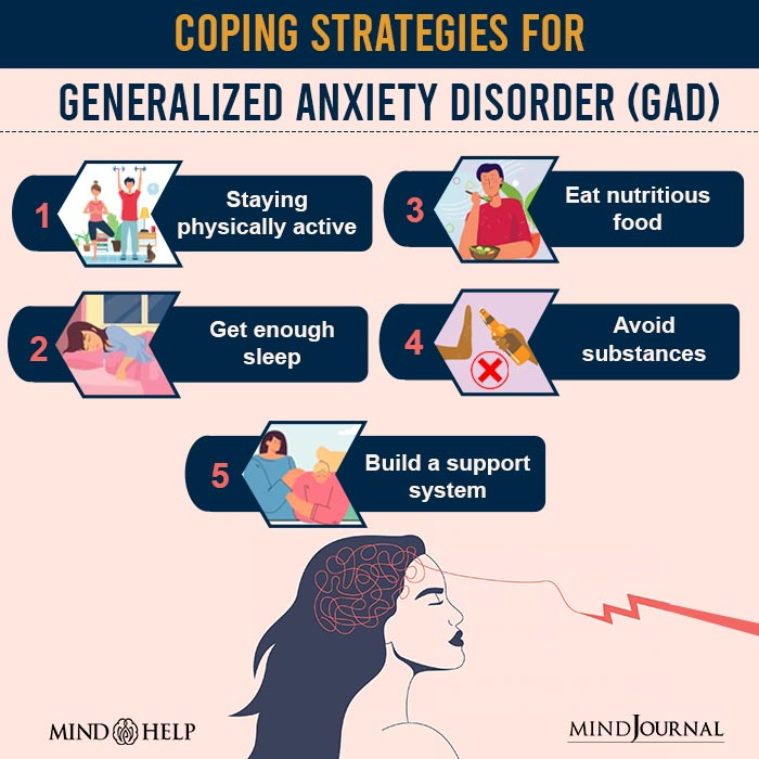 Coping Strategies For GAD