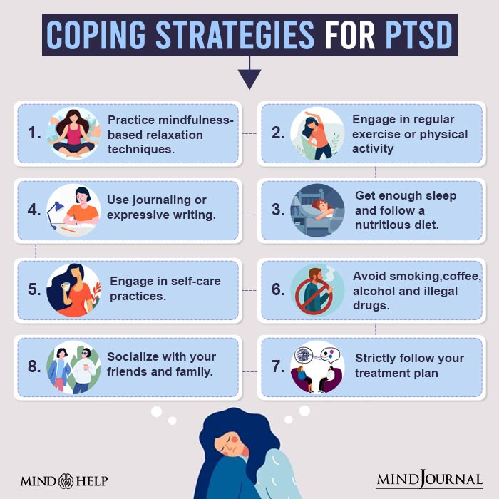 Coping Strategies For PTSD