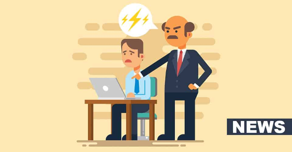 Did you know 55 of Indian employees are victims of workplace bullying