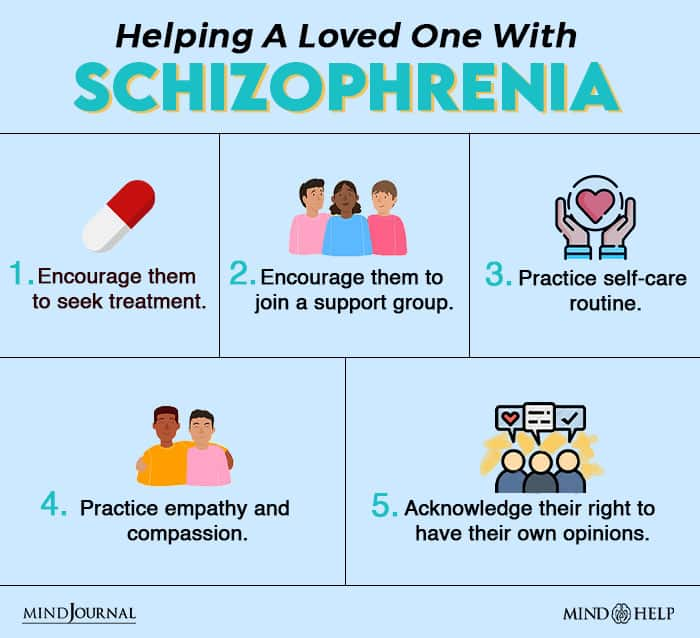 Helping A Loved One With Schizophrenia