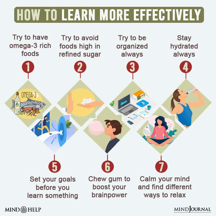 How To Learn More Effectively