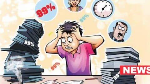 Academic Pressure, Parental Expectations Taking A Toll On Students' Mental Health