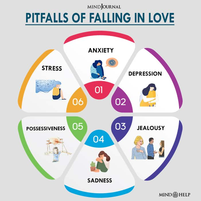 pitfalls of falling in love
